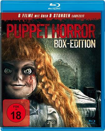 Puppet Horror (Box-Edition, 2 Blu-rays)