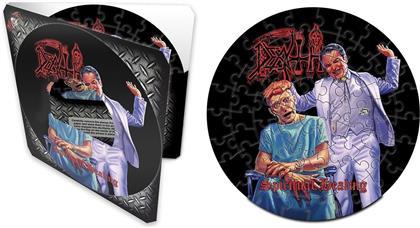 "Death - Spiritual Healing (7"" 72 Piece Jigsaw Puzzle)"