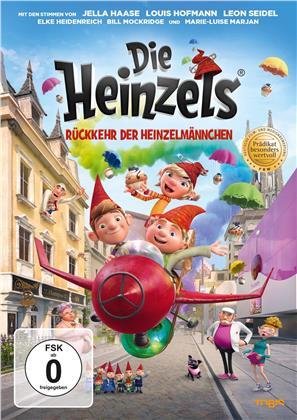Die Heinzels - Rückkehr der Heinzelmännchen (2018)