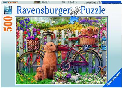 Ausflug ins Grüne - 500 Teile Puzzle