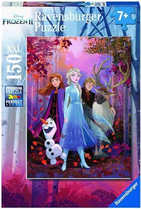 Disney Frozen II: Ein fantastisches Abenteuer - Puzzle 150 Teile XXL