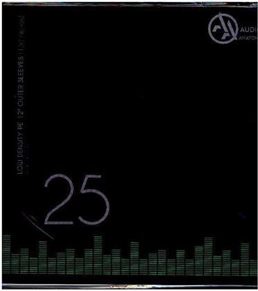 LP Schutzhüllen, PE, 130 Micron - 25 Stück