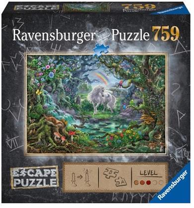 Escape Puzzle 9: Einhorn - 759 Teile Puzzle