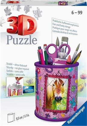 Utensilo Pferde - 54 Teile 3D Puzzle