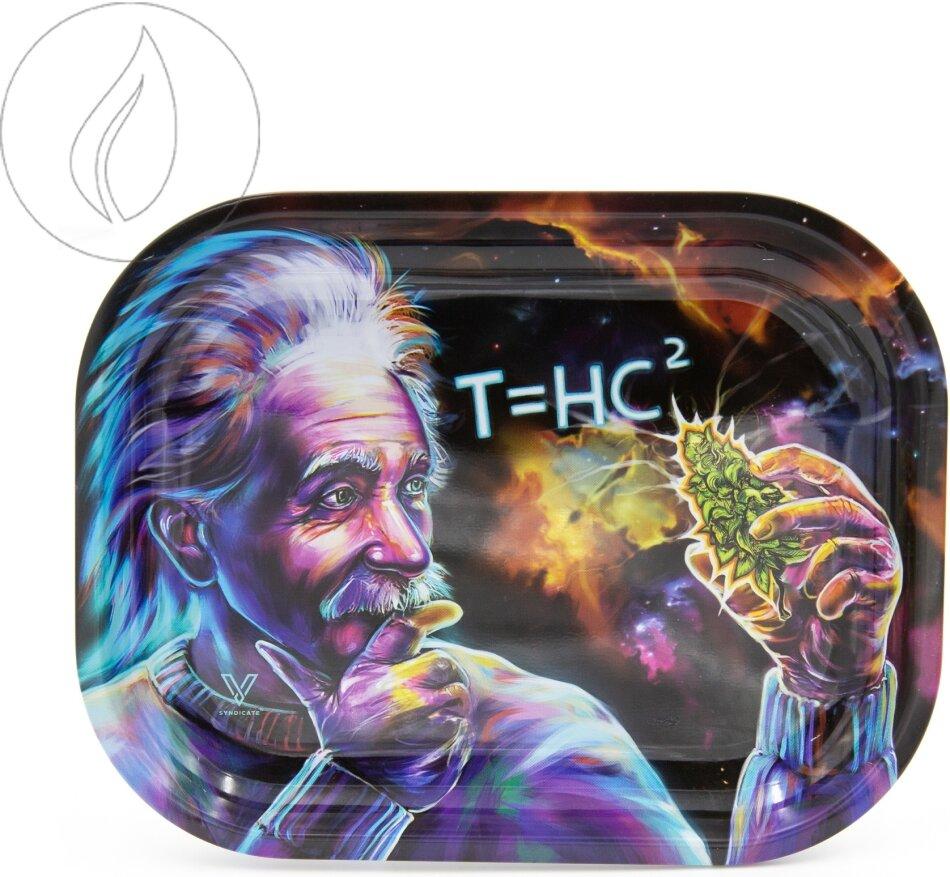 Kräuterschale Einstein T=HC2 Black Hole - 140 x 180mm