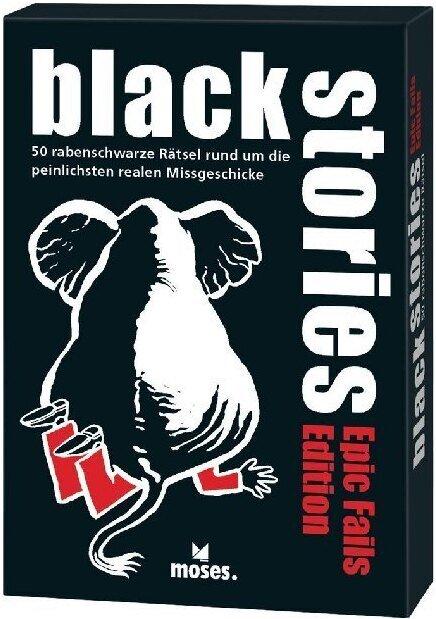 black stories - Epic Fails Edition