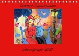 Lebensfreude 2020 (Tischkalender 2020 DIN A5 quer)