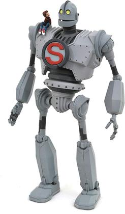 Diamond Select - Iron Giant Select Action Figure
