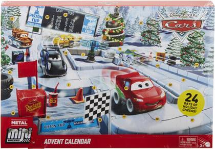 Cars - Cars Mini Racers Advent Calendar 2020