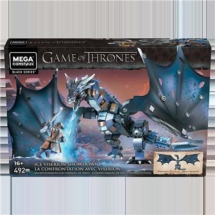 Mega Construx Game of Thrones - Eis-Viserion Showdown