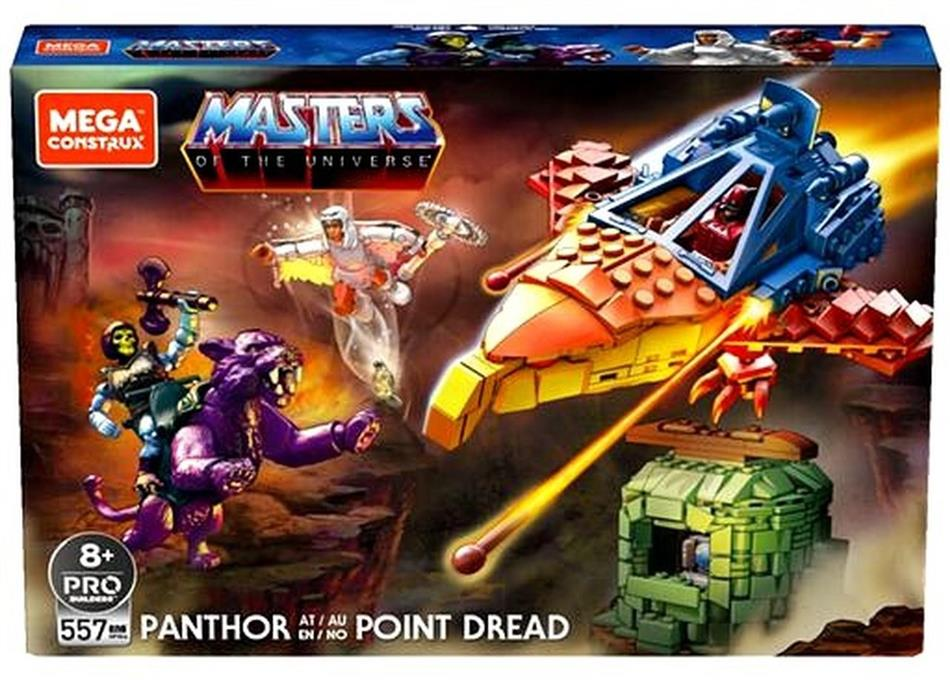 Mega Construx Masters of the Universe: Point Dread - Probuilder, Bauset,