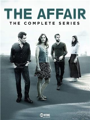 The Affair - The Complete Series (19 DVDs)
