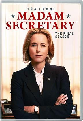 Madam Secretary - Season 6 - The Final Season (3 DVDs)