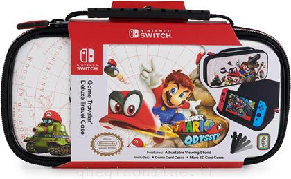 Switch Travel Case - Mario Odyssey (offiziell lizenziert)