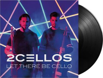 2Cellos (Sulic & Hauser) - Let There Be Cello (Gatefold, Music On Vinyl, LP)
