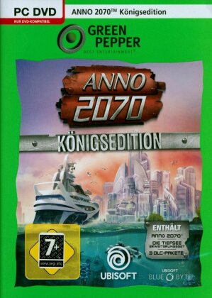 Green Pepper - Anno 2070 Königsedition