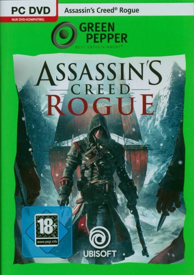 Green Pepper - Assassin`s Creed Rogue