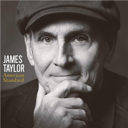 James Taylor - American Standard (LP + Digital Copy)