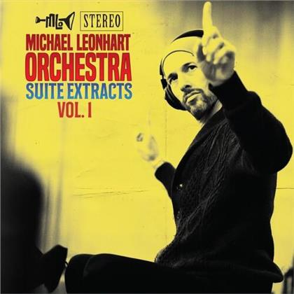 Michael Leonhart Orchestra - Suite Extracts Vol. 1 (LP)