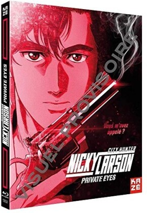 Nicky Larson - City Hunter - Private Eyes (2019)