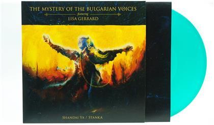 Lisa Gerrard & Mystery Of The Bulgarian Voices - Shandai Ya / Stanka (Limited Edition, Green Vinyl, LP)