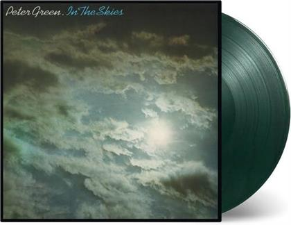 Peter Green - In The Skies (Limited, 2020 Reissue, Music On Vinyl, Green Vinyl, LP)