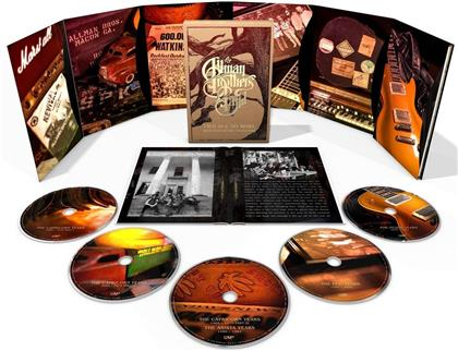 Allman Brothers Band - Trouble No More: 50Th Anniversary Collection (Box, 5 CDs)