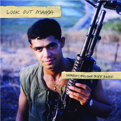Hurray For The Riff Raff - Look Out Mama (2020 Reissue, Loose Music, LP)