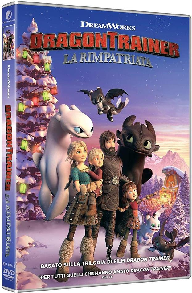 Dragon Trainer - La Rimpatriata (2019)