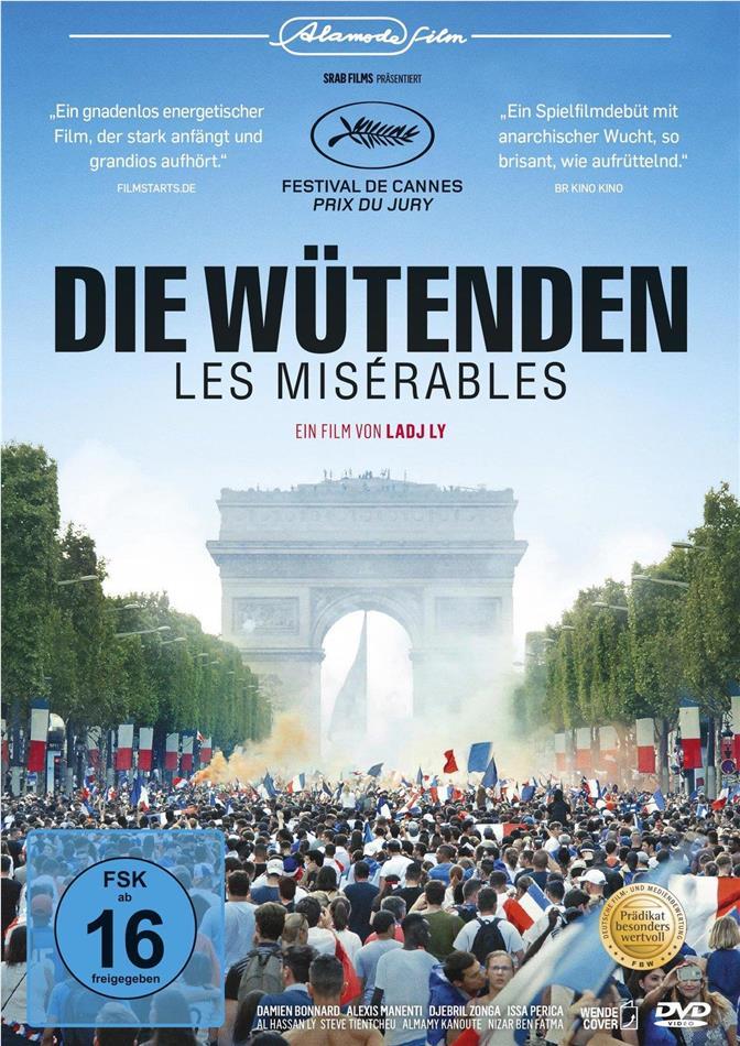 Die Wütenden - Les Misérables (2019)