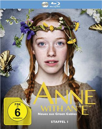 "Anne with an ""E"" - Neues aus Green Gables - Staffel 1 (2 Blu-rays)"