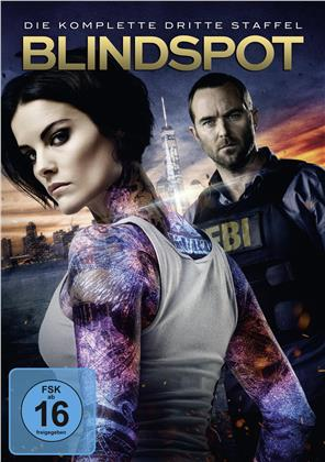 Blindspot - Staffel 3 (4 DVDs)