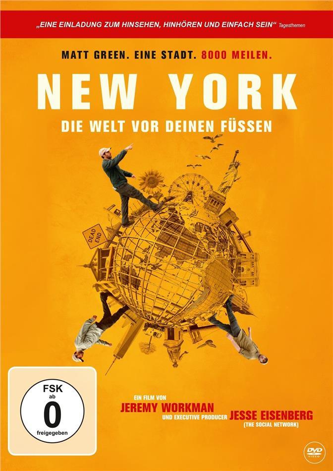 New York - Die Welt vor Deinen Füssen (2018)