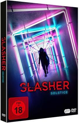 Slasher - Solstice - Die Komplette Serie (3 DVDs)