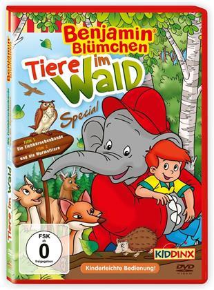 Benjamin Blümchen - Tiere im Wald
