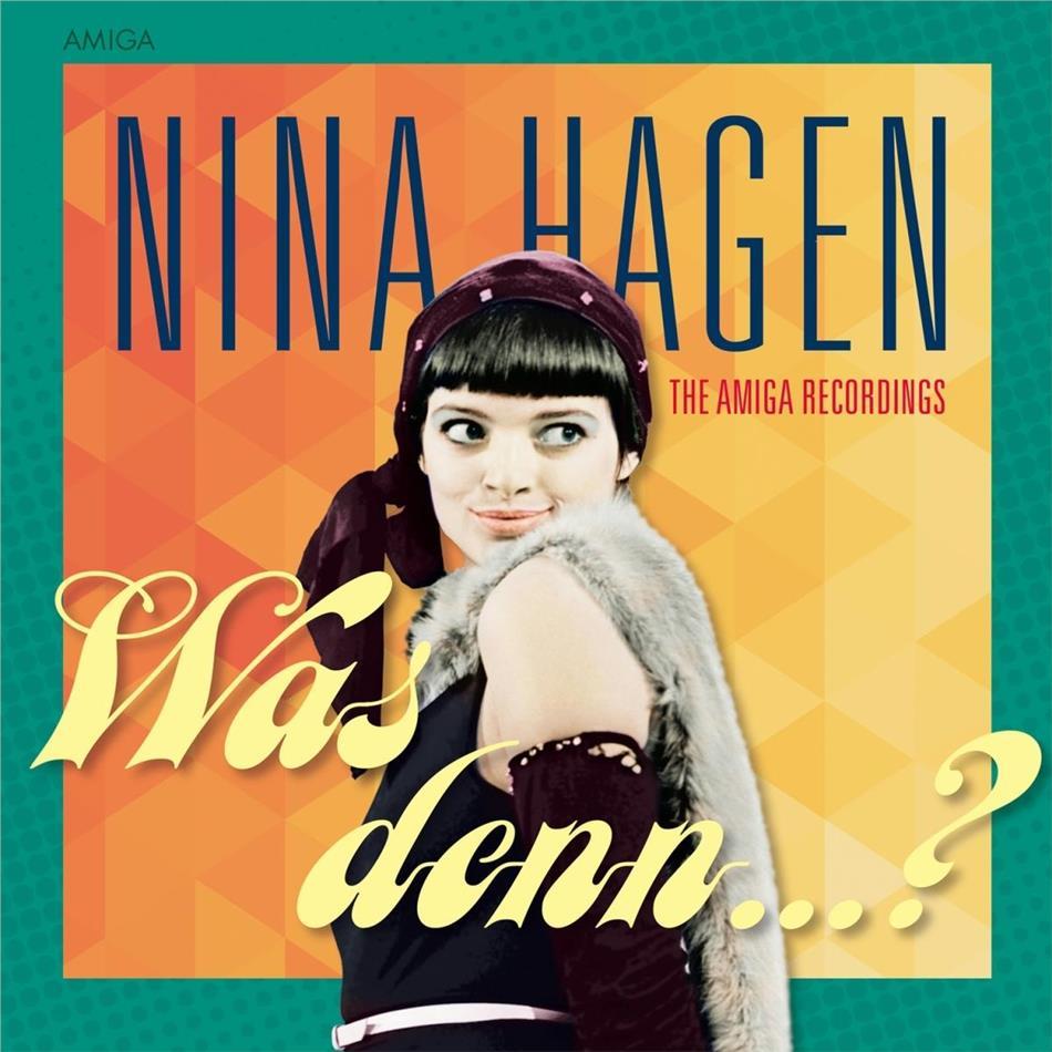 Nina Hagen - Was denn?