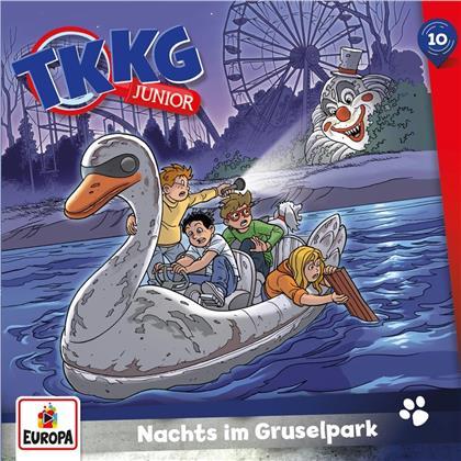 TKKG Junior - 010/Nachts im Gruselpark