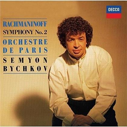 Semyon Bychkov, Orchestre de Paris & Sergej Rachmaninoff (1873-1943) - Symphony No. 2 (Japan Edition)