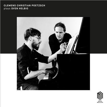 Sven Helbig & Clemens Christian Poetzsch - Clemens Christian Poetzsch Plays Sven Helbig (LP)