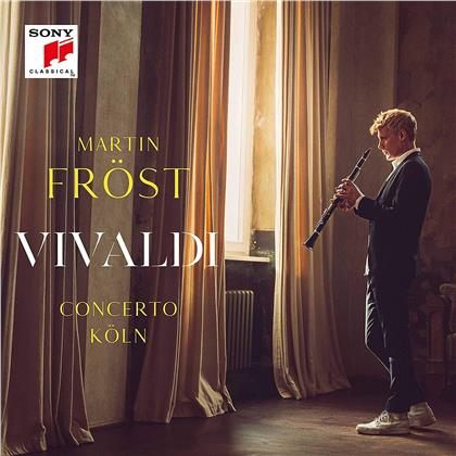 Antonio Vivaldi (1678-1741), Martin Fröst & Concerto Köln - Vivaldi