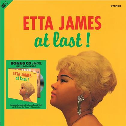 Etta James - At Last (2020 Reissue, Groove Replica, LP + CD)