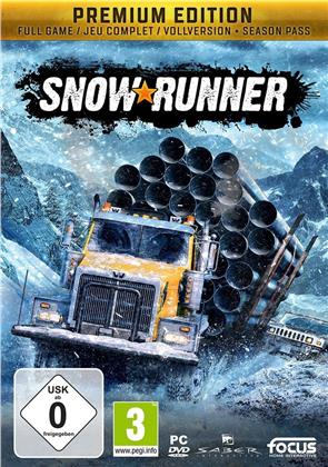 SnowRunner - (Code in a Box) (Édition Premium)