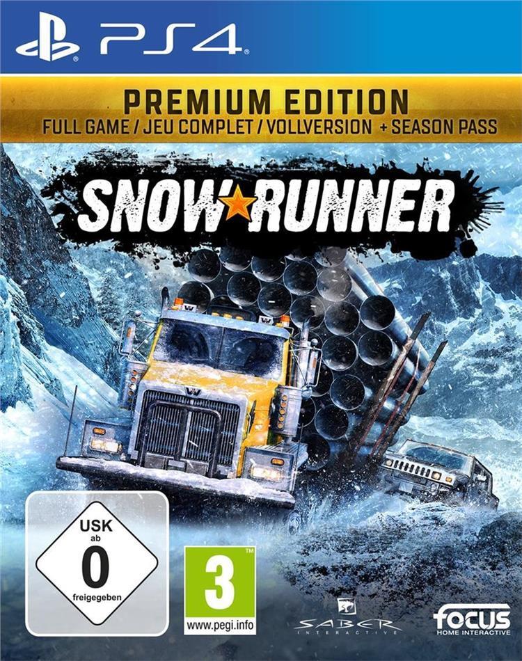 SnowRunner (Premium Edition)