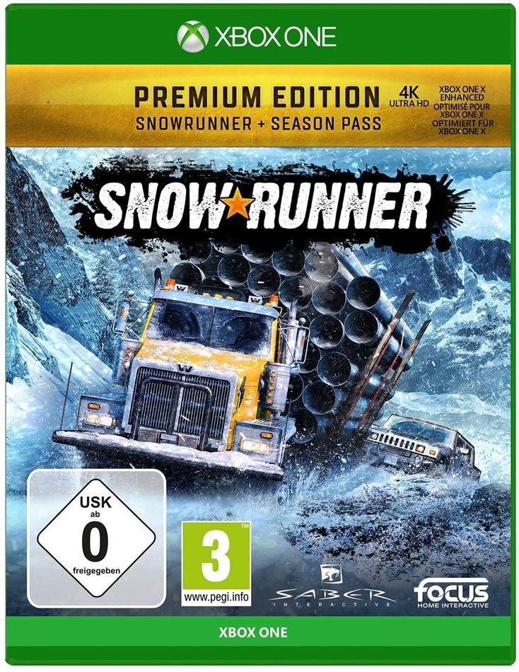 SnowRunner (Édition Premium)