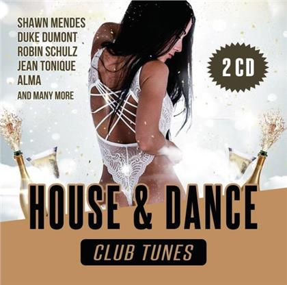 House & Dance Club Tunes 2020 (2 CDs)