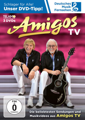 Amigos - Amigos TV (3 DVDs)