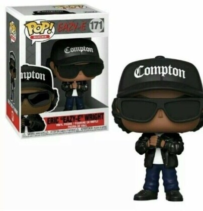 Funko Pop! Rocks: - Eazy-E