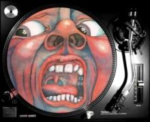 King Crimson - Turntable Slipmat
