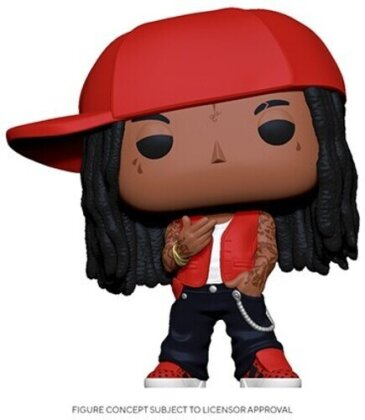 Funko Pop! Rocks: - Lil Wayne