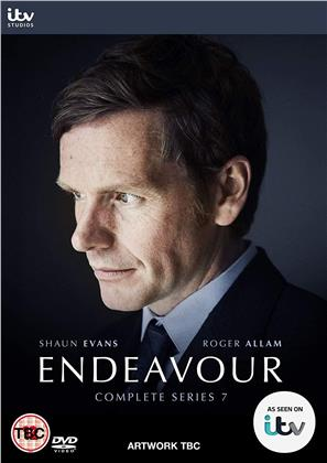Endeavour - Series 7 (2 DVDs)